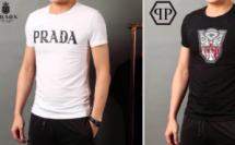 工厂直销奢侈品牌男装 支持退换